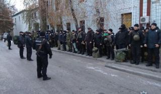 """Правоохранителей Константиновки подняли по сигналу """"Тревога"""""""