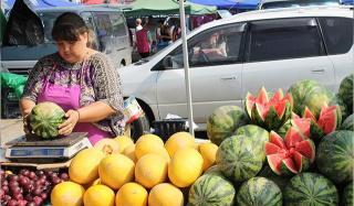 В Константиновке начнут борьбу с стихийной торговлей