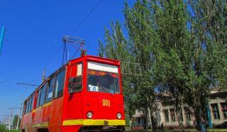 Трамвай в Константиновке