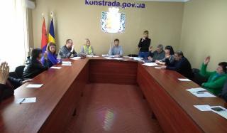В Константиновке формирован новый состав общественного совета при исполкоме