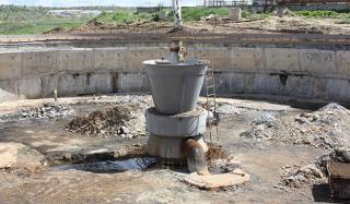 Реконструкция очистных сооружений в Константиновке не укладывается в 35 миллионов