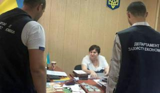Ольга Зайцева - руководитель филиала ДонНУ в Константиновке