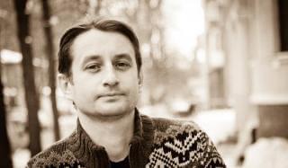 Сергей Жадан в Константиновке