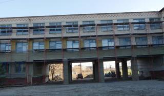 Ремонт школы №1 Константиновка